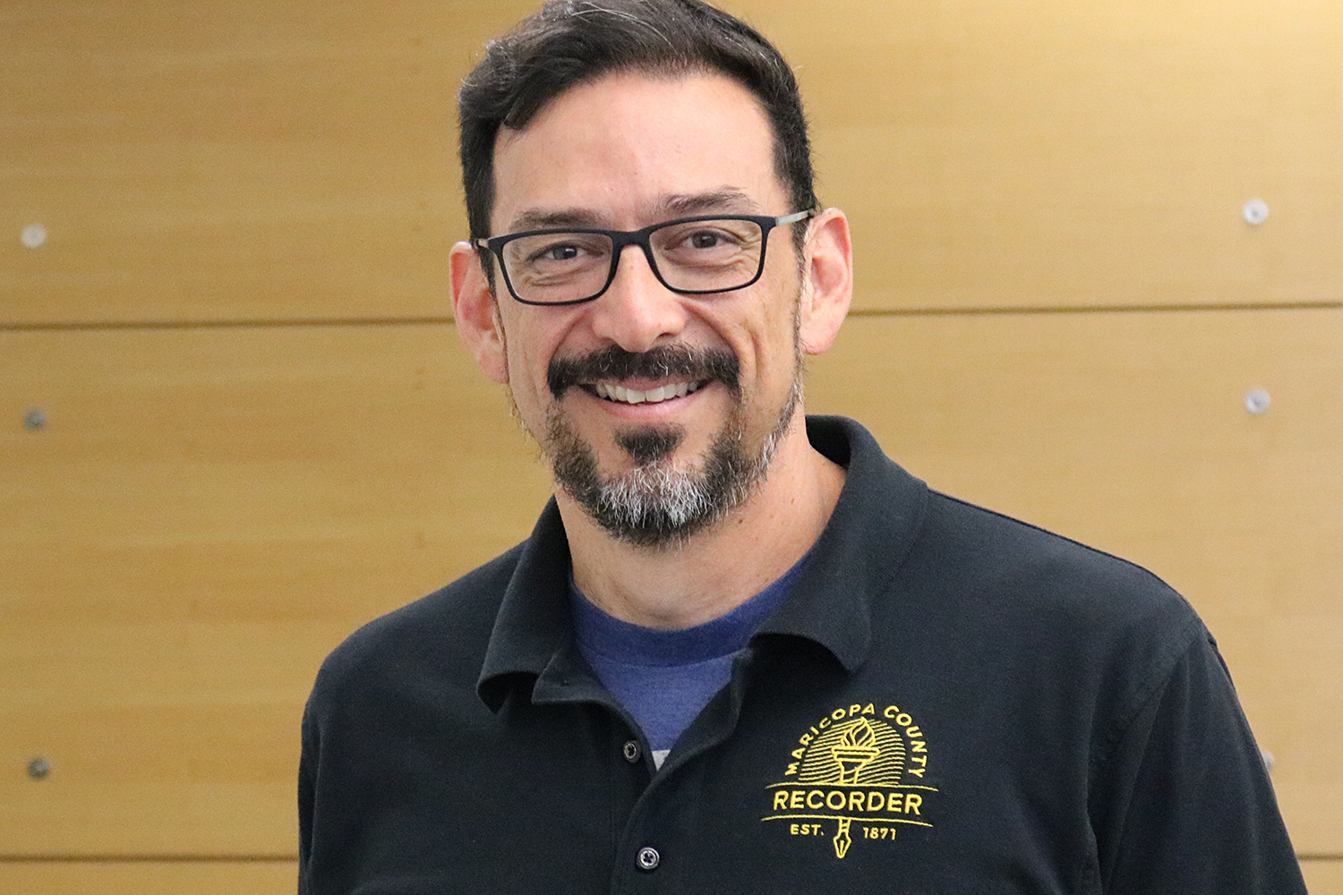 Maricopa County Recorder Adrian Fontes: 'My Jobs Is To Keep Voters Safe'