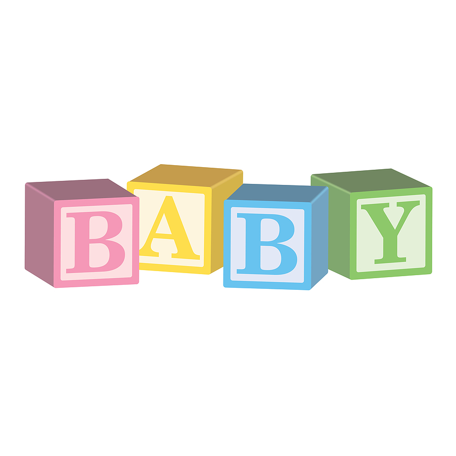 what s your name  baby  kjzz child blocks clipart baby blocks clip art black and white