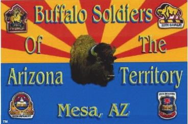 Buffalo Soldiers of the Arizona Territory
