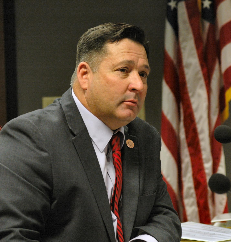 Rep. David Cook