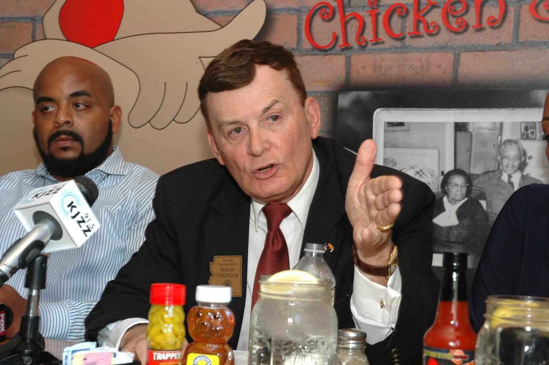 Arizona Rep. David Stringer