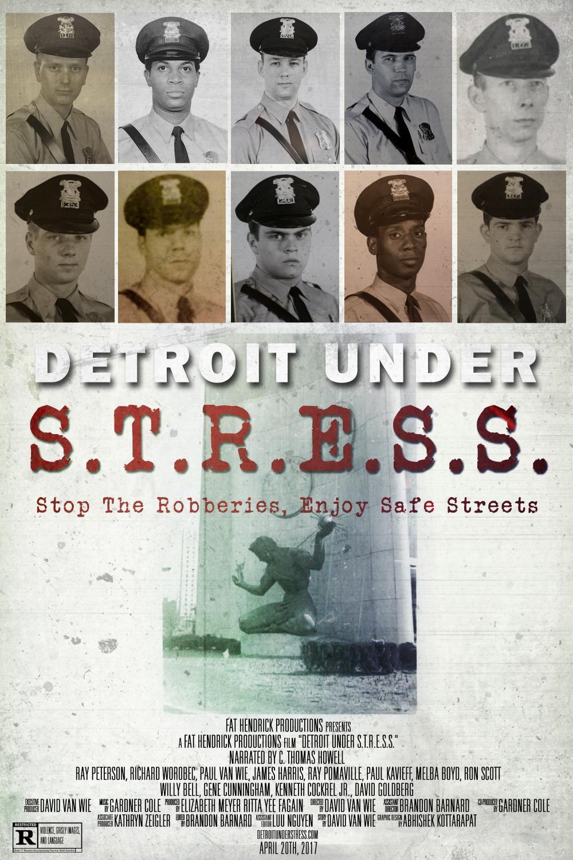 Detroit Under S.T.R.E.S.S. movie poster