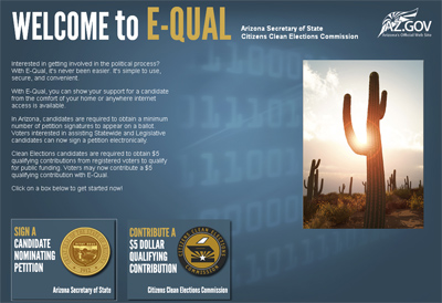 New online E-Qual system debuts