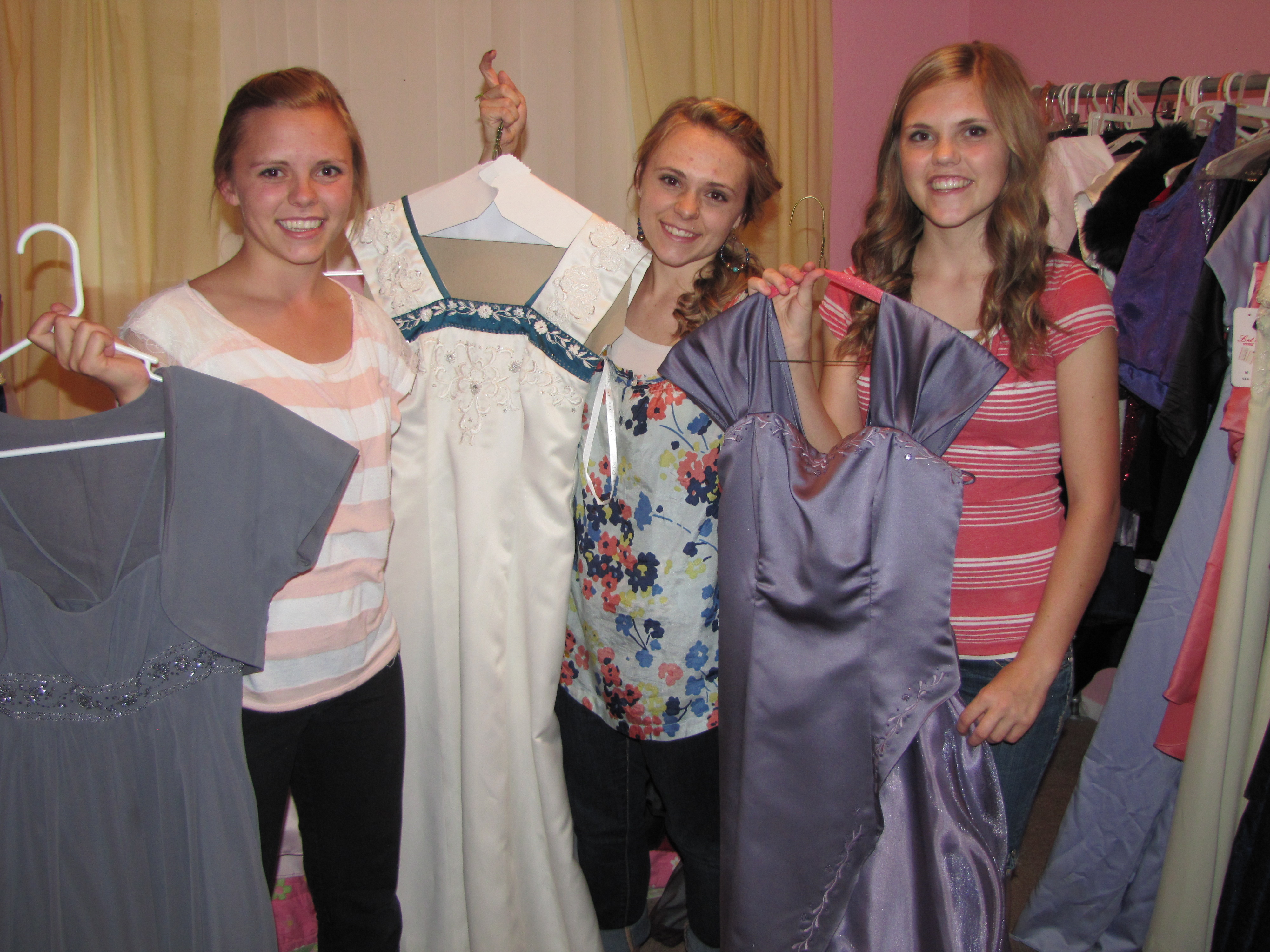 1ca988d38cb7 Mormon Modesty Makes It Challenging To Find A Prom Dress