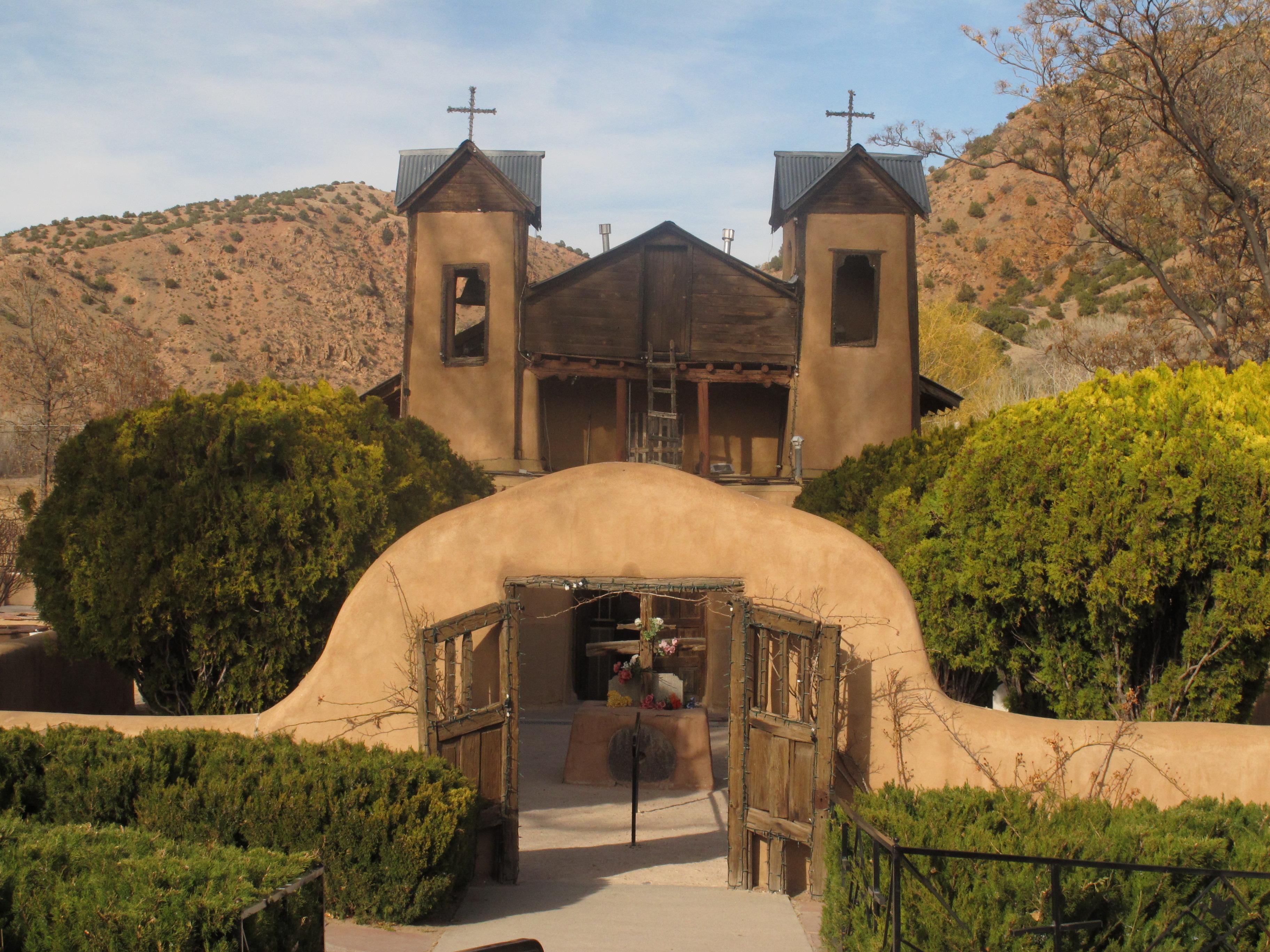 New Mexico Catholics Begin