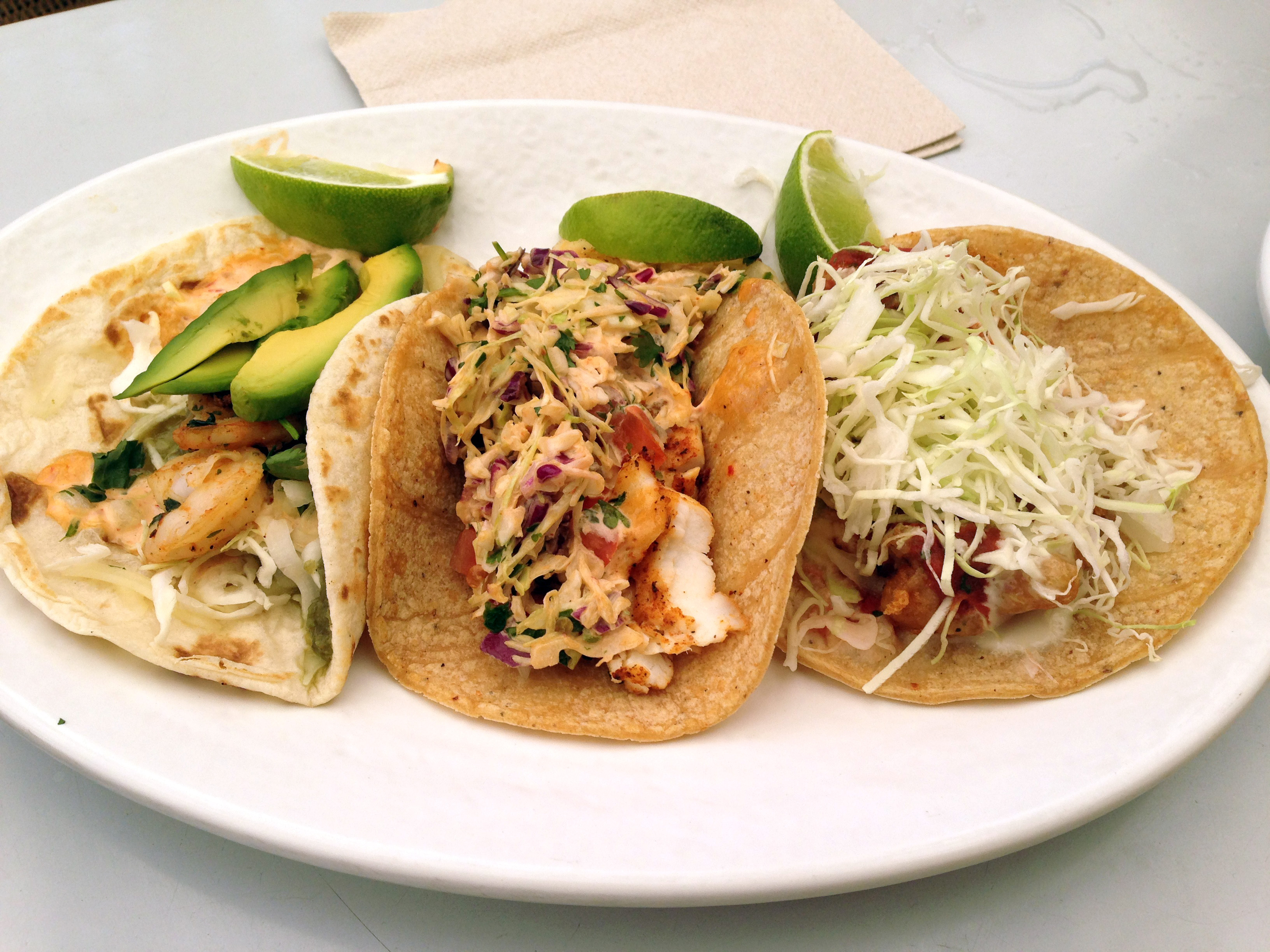How fish tacos crossed the border fronteras for Best fish tacos near me