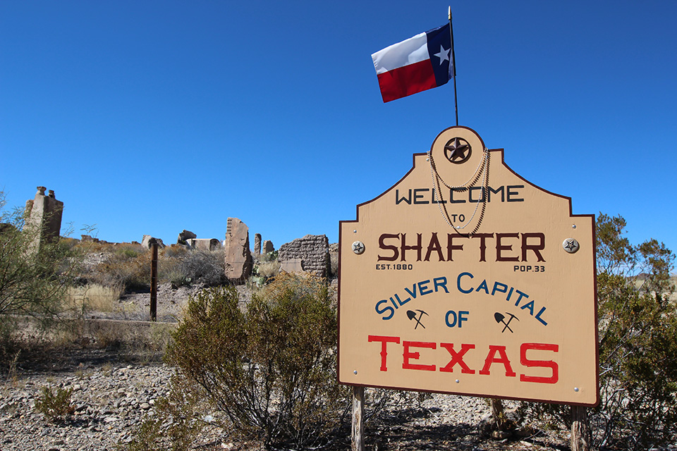 Texas Silver Mine, Largest Taxpayer In Border County, Shuts