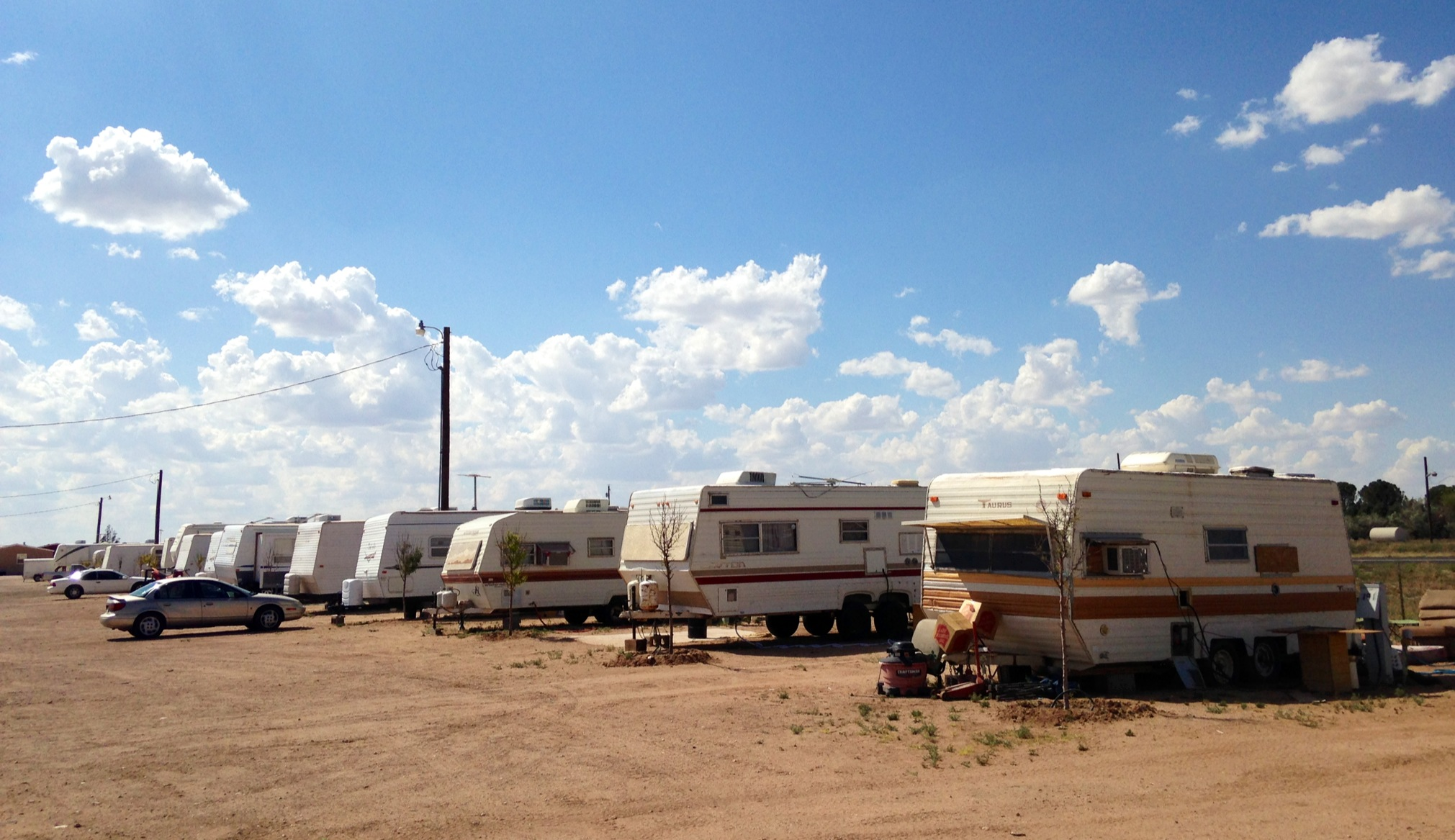 New Mexico Towns Struggle To Catch Up With Oil Boom | KJZZ