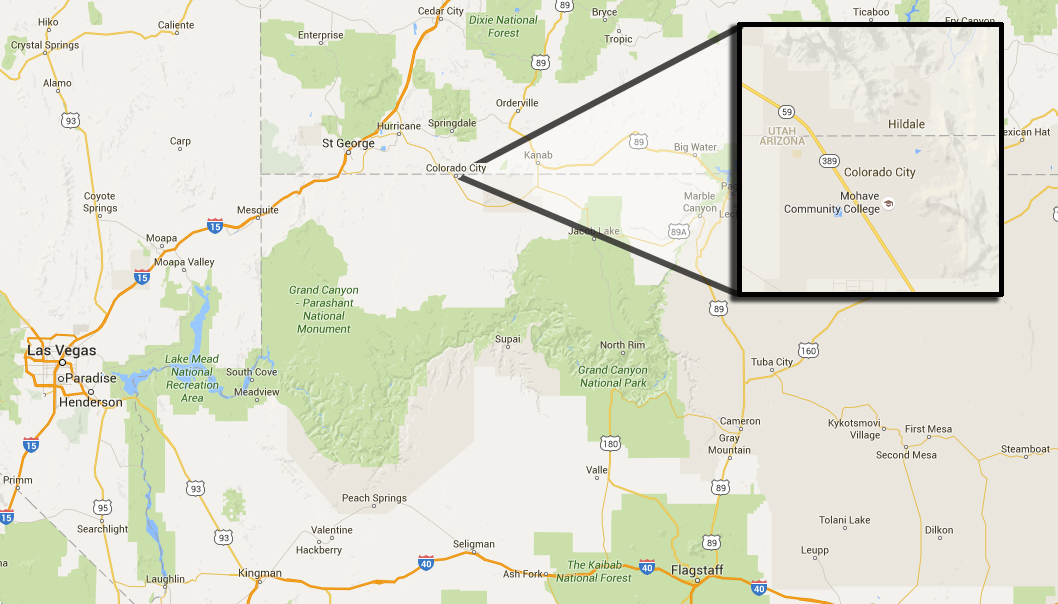 Tucson Lawyer Who Sued ArizonaUtah Towns For Discrimination Looks - Colorado cities map