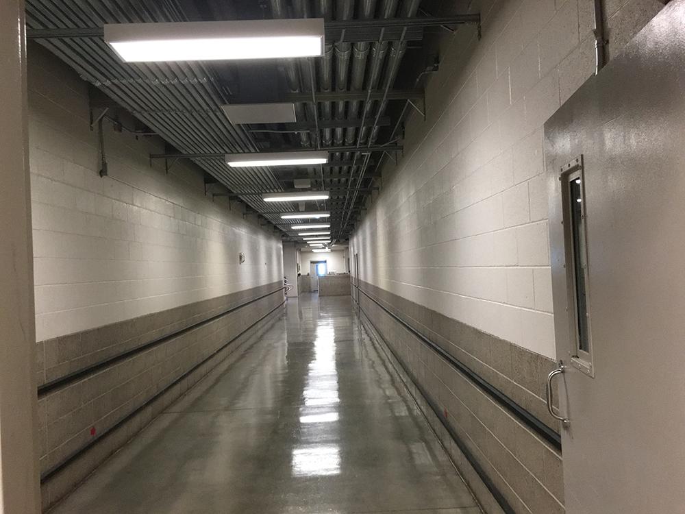 Pima County Jail.