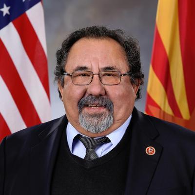 Representative Raul Grijalva