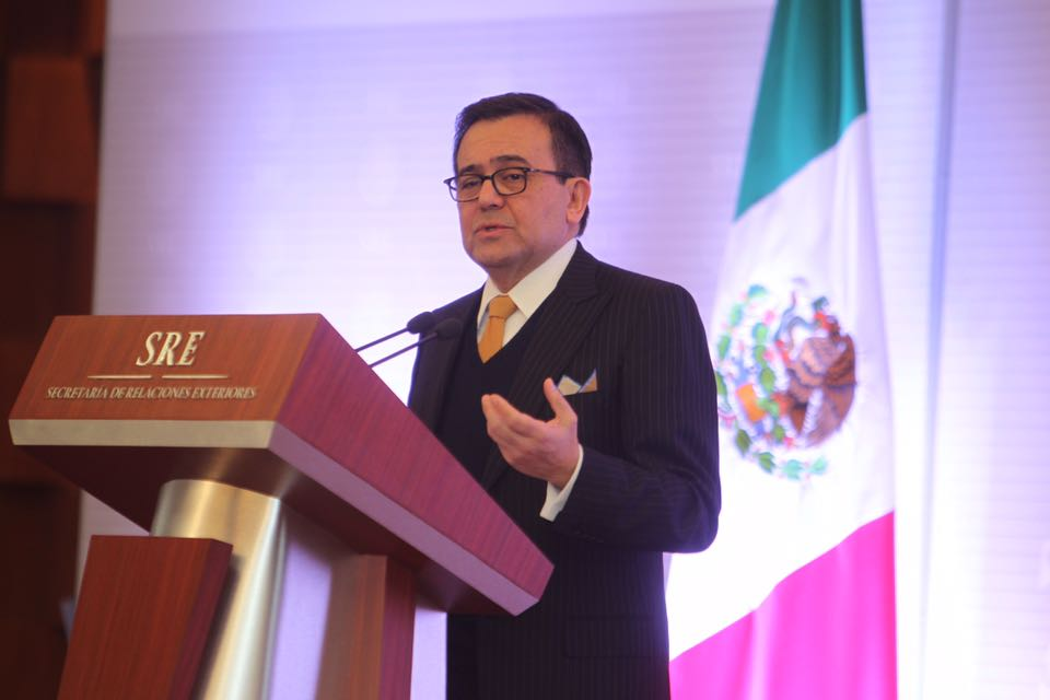 Mexico Foreign Relations Ministry