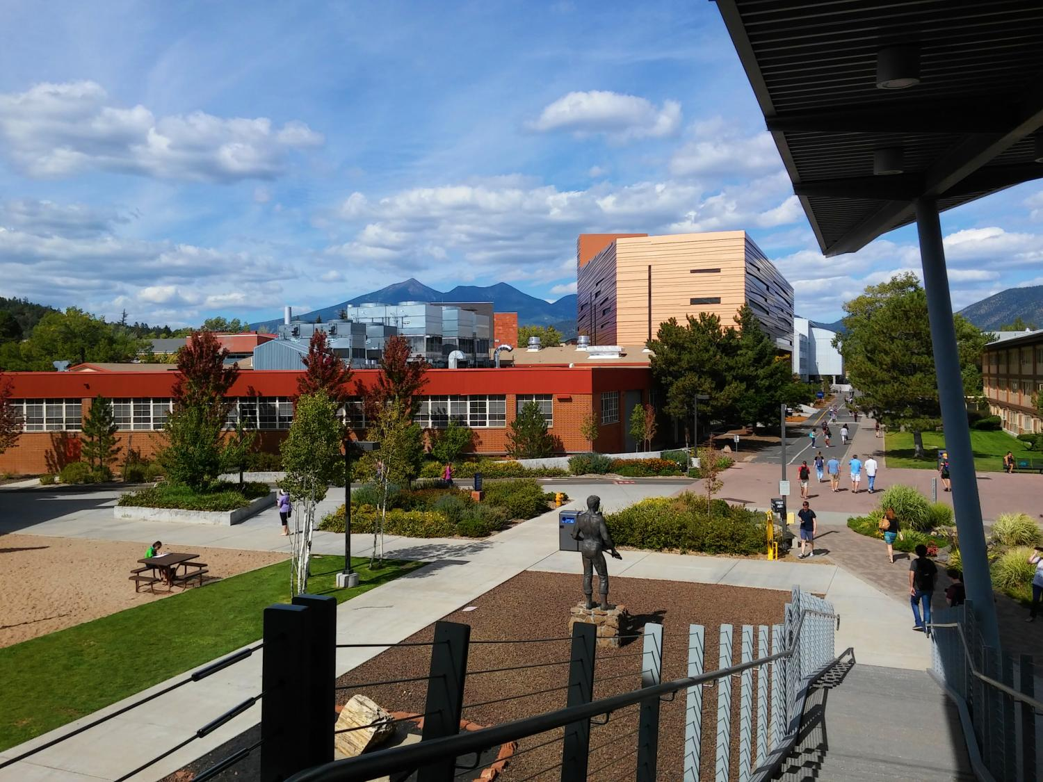 (Photo by Northern Arizona University)