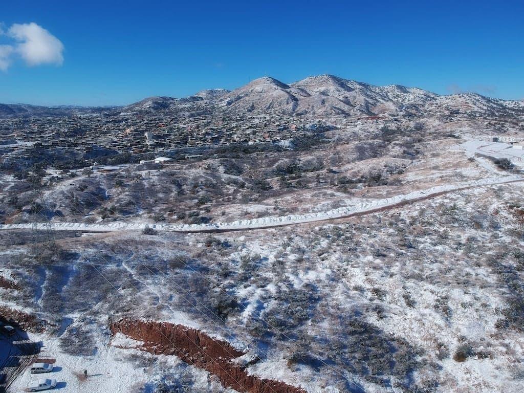 Snow Nogales, Sonora
