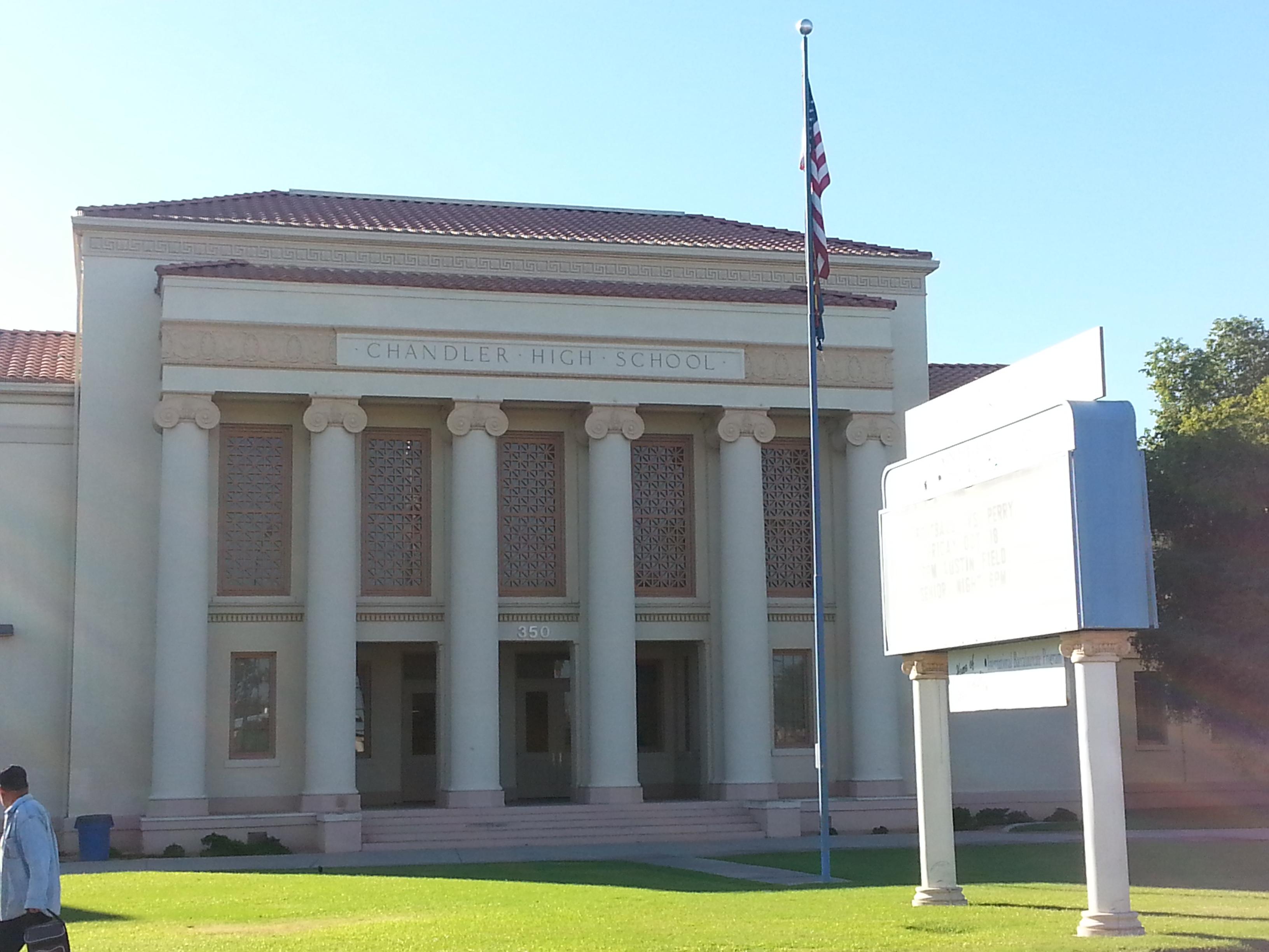 Chandler High School
