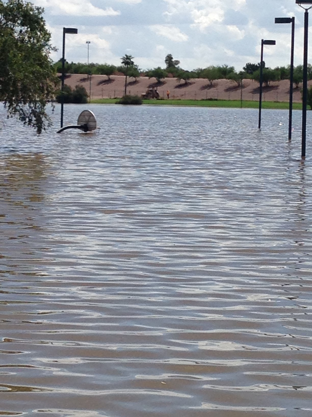 Emerald Park Submerged