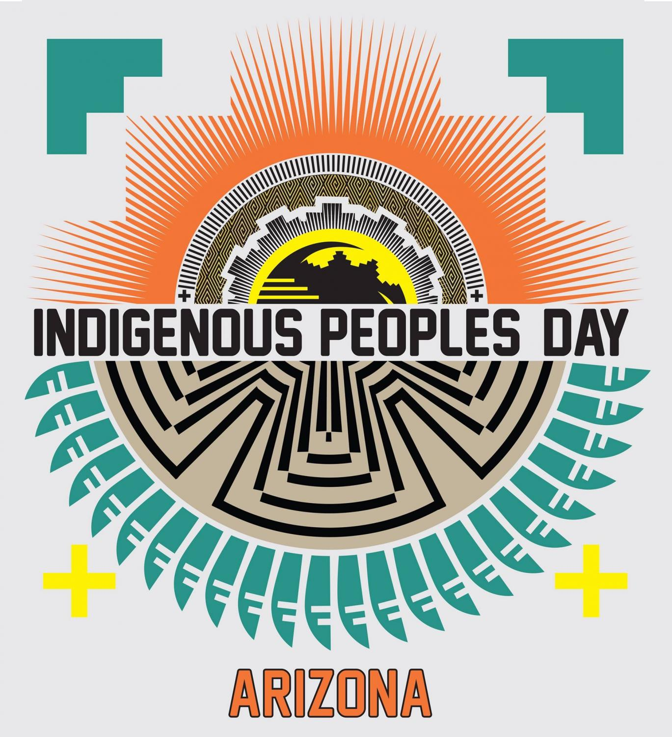Indigenous Peoples' Day design