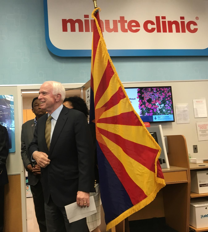 phoenix va vets eligible for cvs clinic care