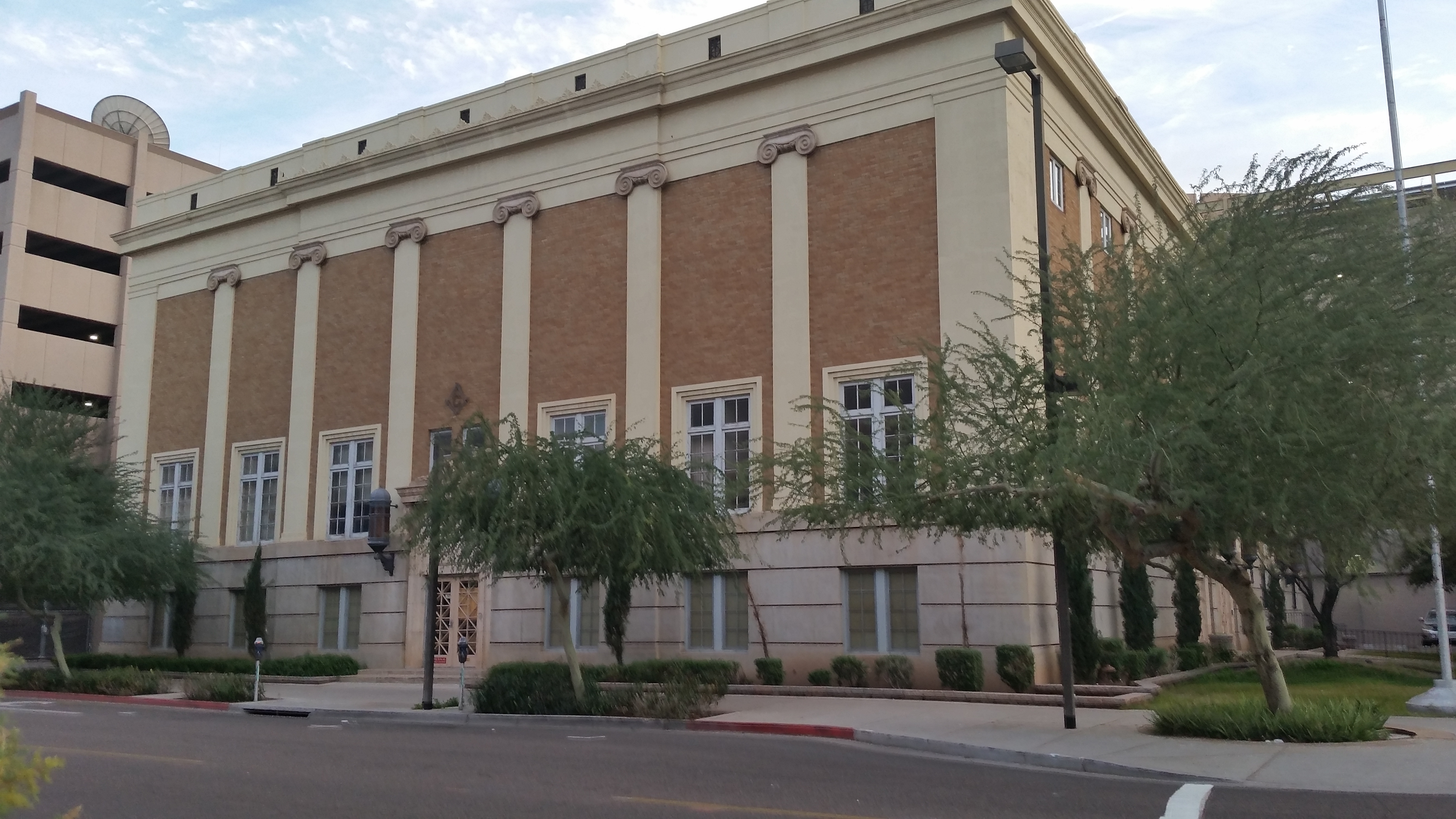 Did You Know: Phoenix Masonic Temple Almost 90 Years Old | KJZZ