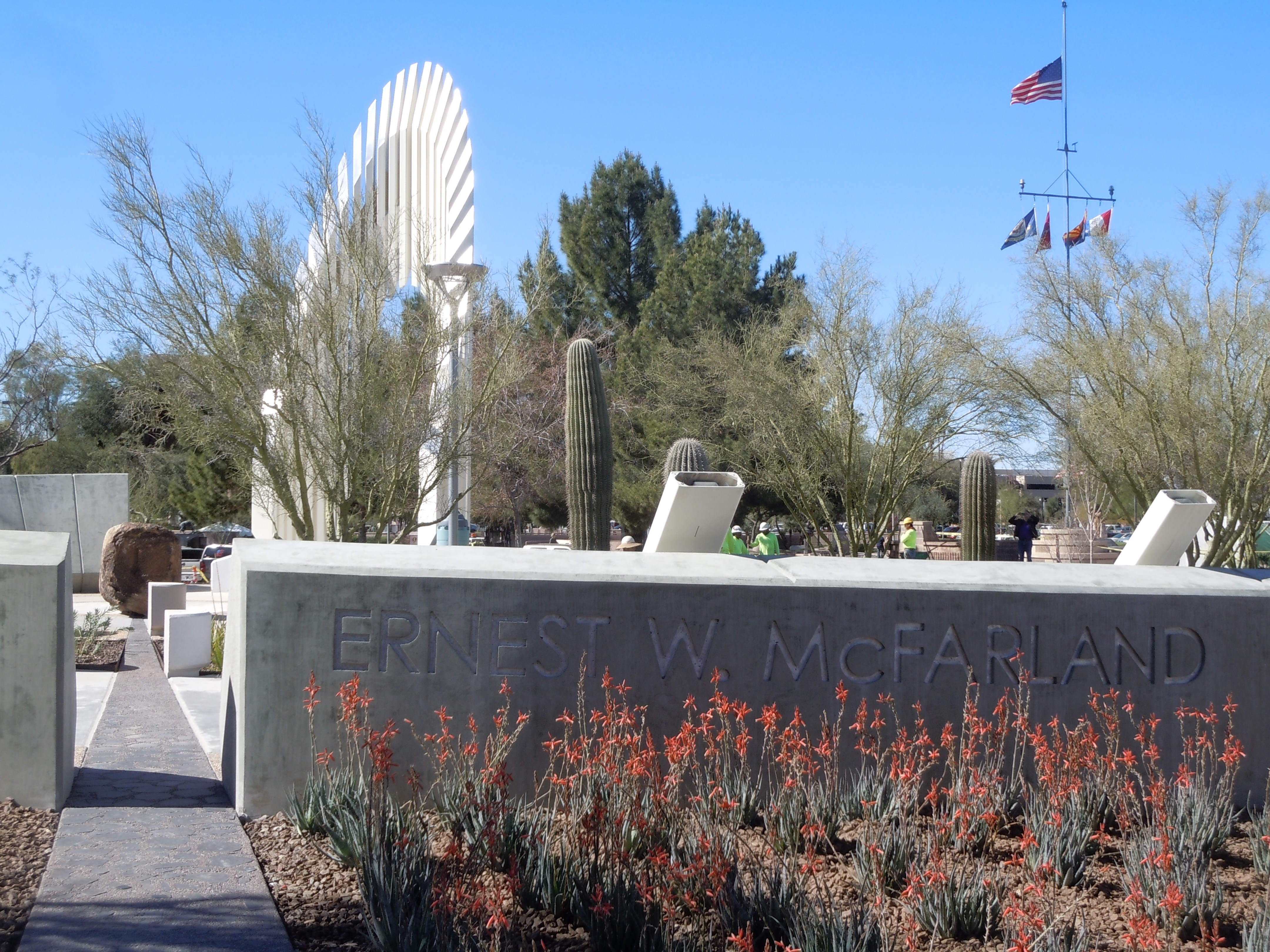 McFarland Memorial