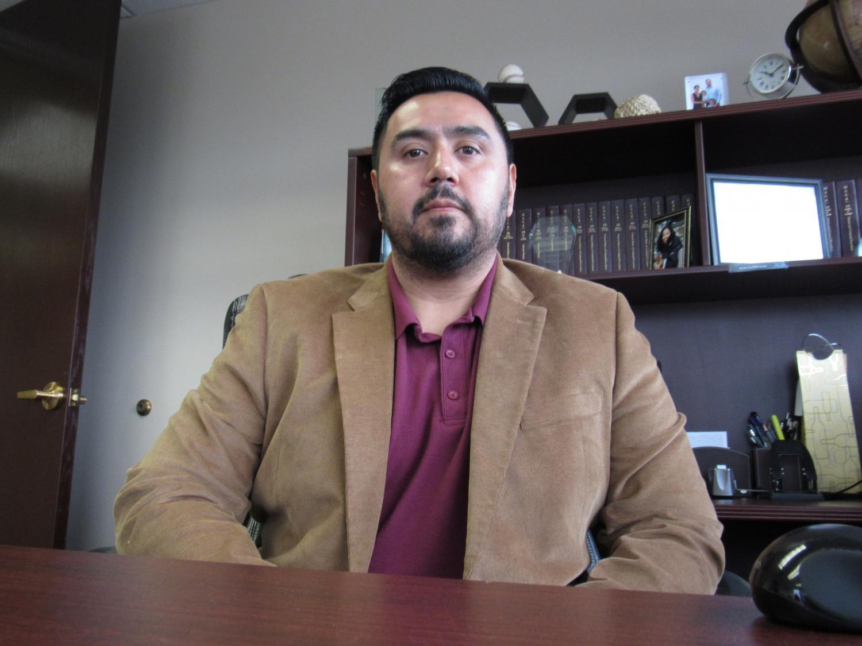 Ray Ybarra Maldonado