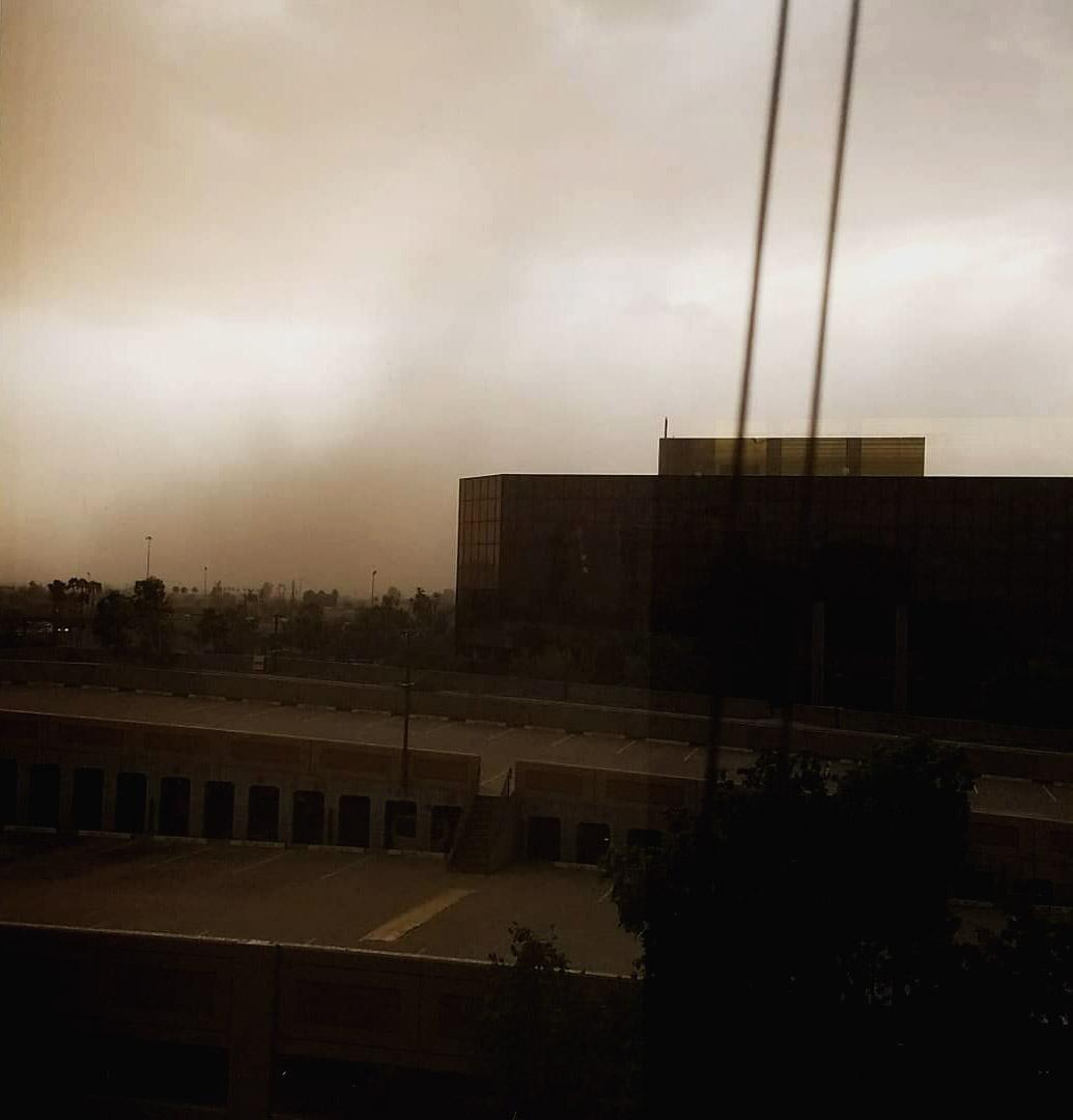 rain in tempe