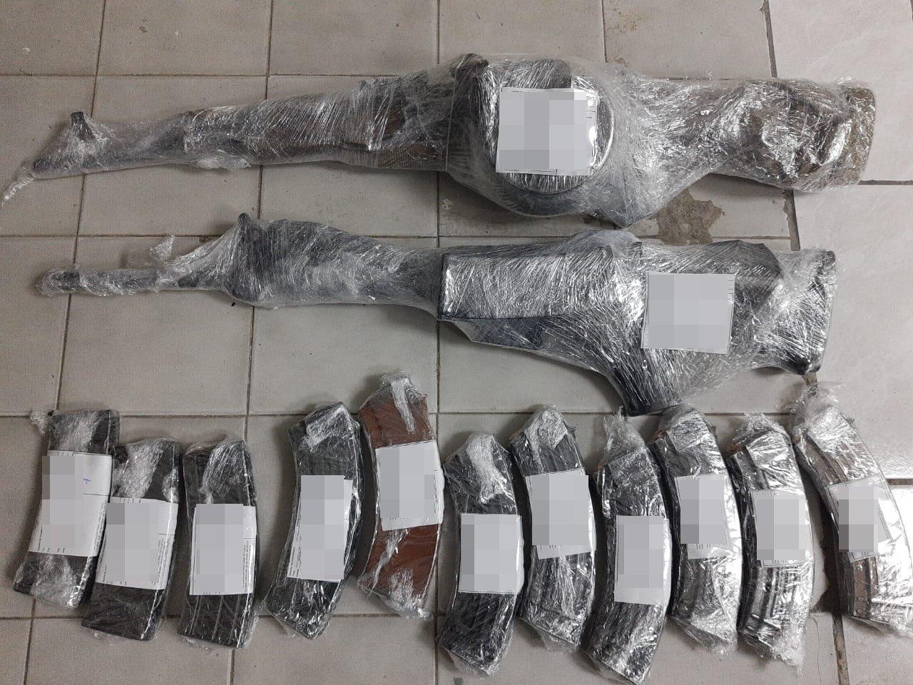 Sonoran Arrests