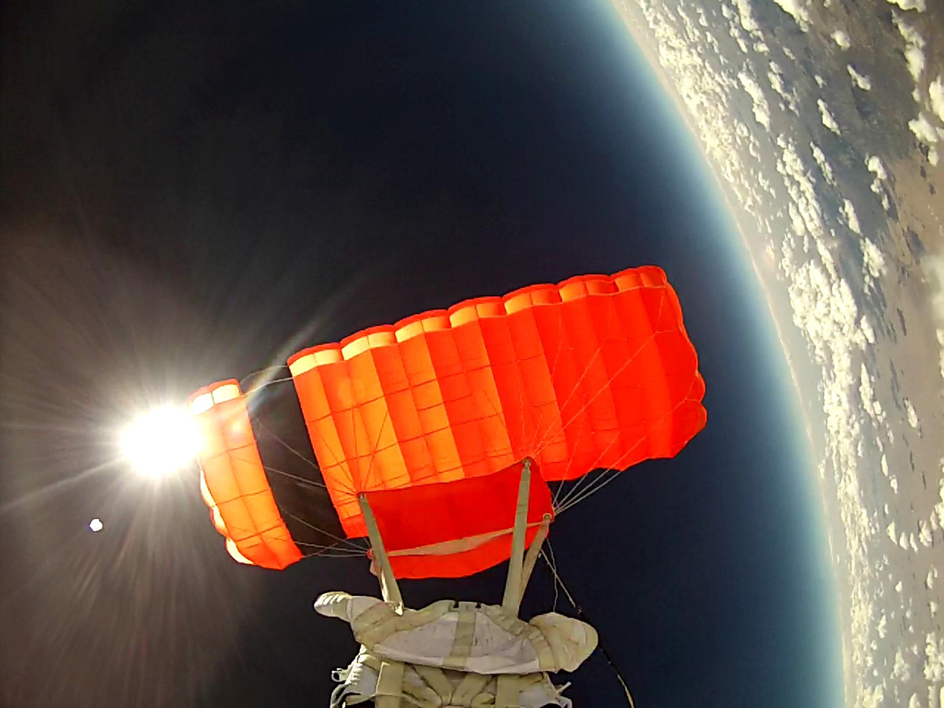 space ballon