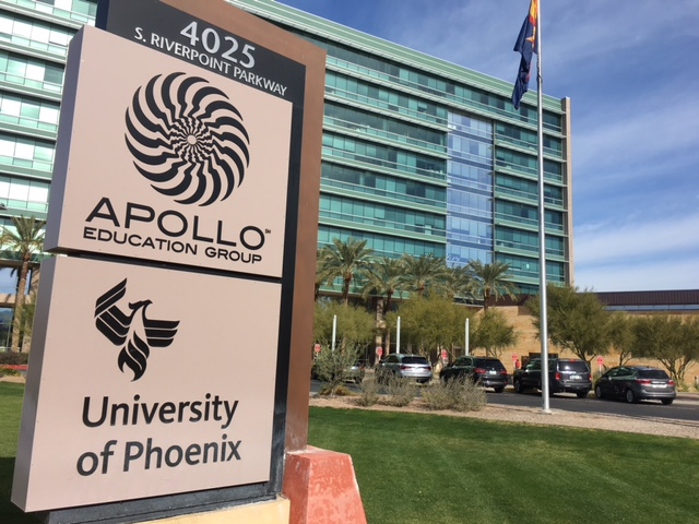 the apollo group inc university of View the basic apol stock chart on yahoo finance change the date range, chart type and compare apollo education group, inc against other companies.