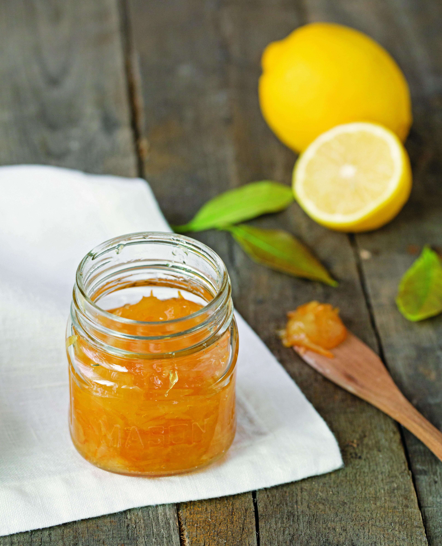 bergamot lemon marmalade