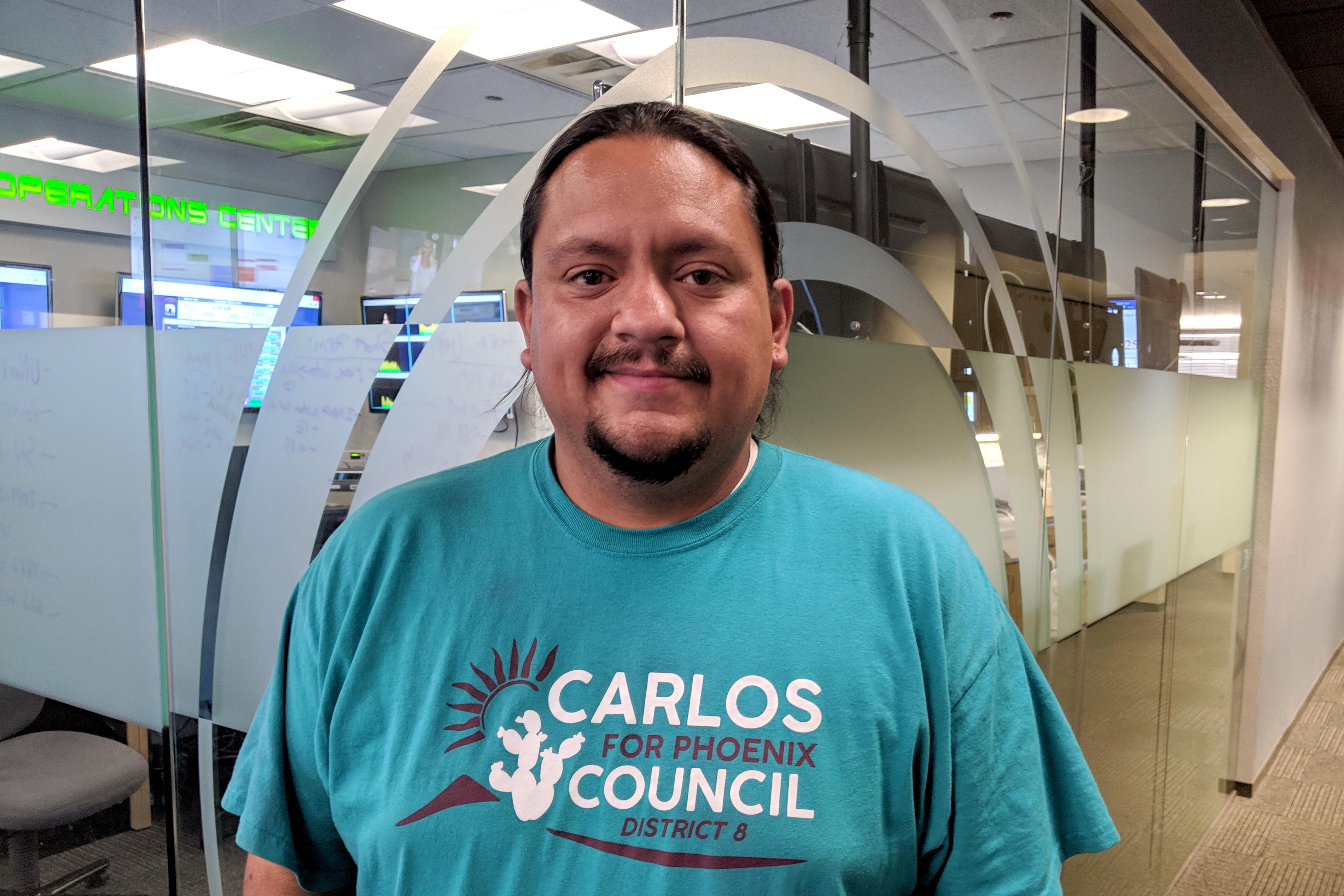 Carlos Garcia