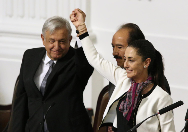 Claudia Sheinbaum Pardo, Mexico City's first elected female mayor