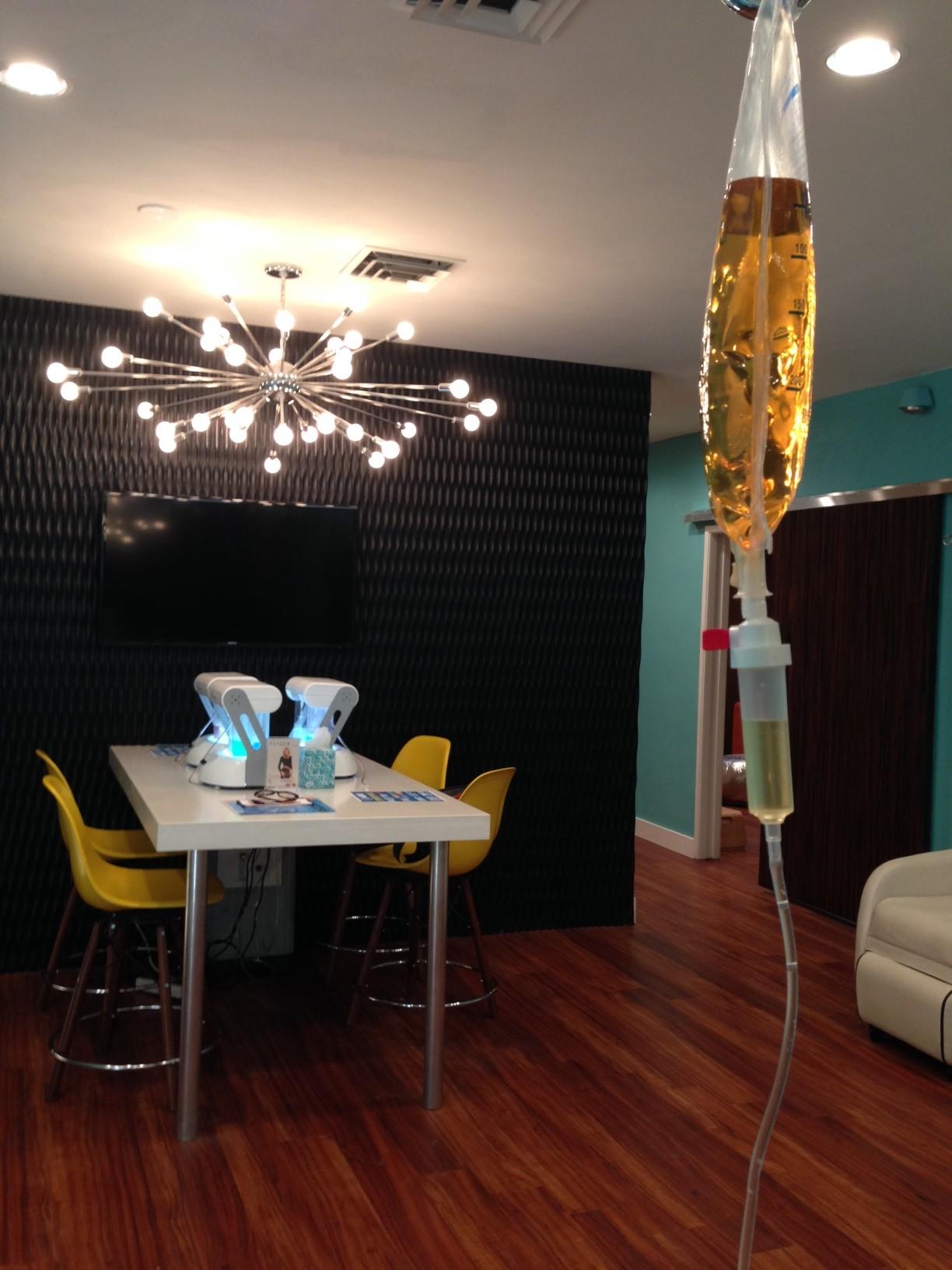 First Intravenous Drip Bar Opens   KJZZ