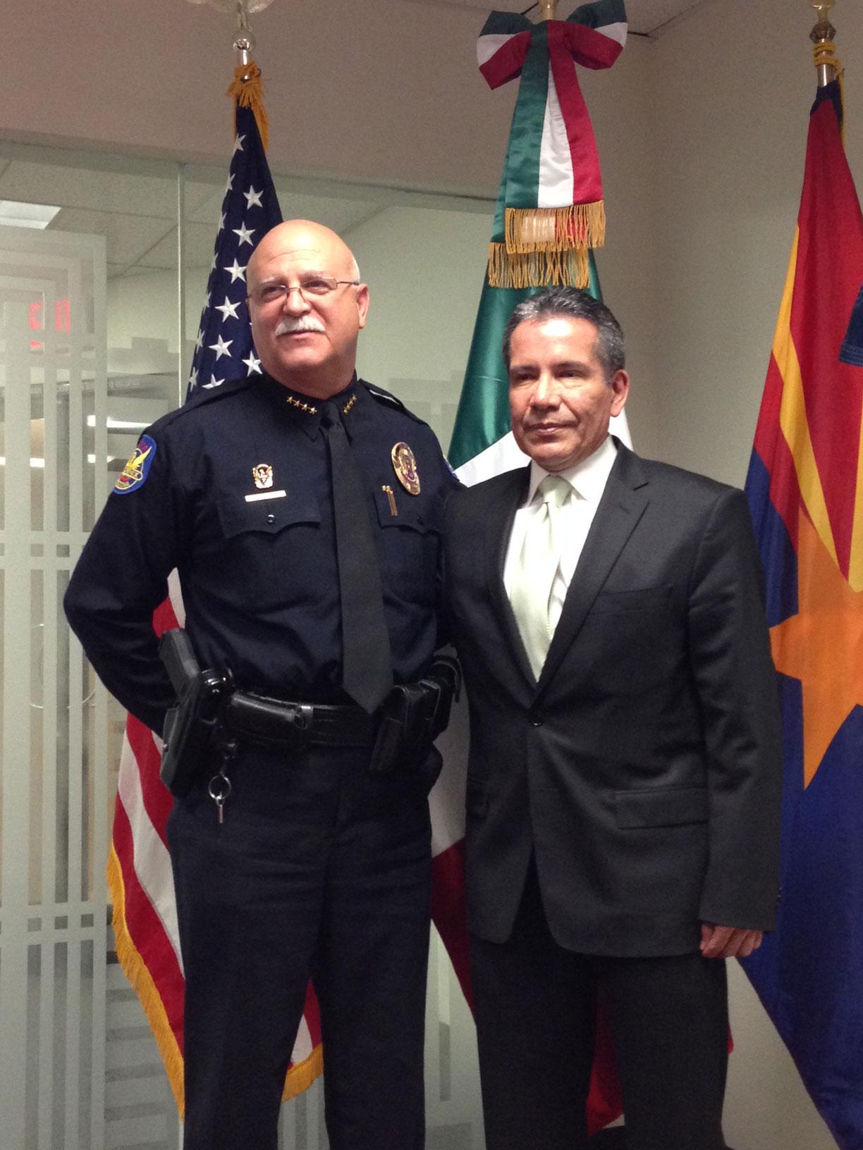 Daniel Garcia and Roberto Rodriguez Hernandez