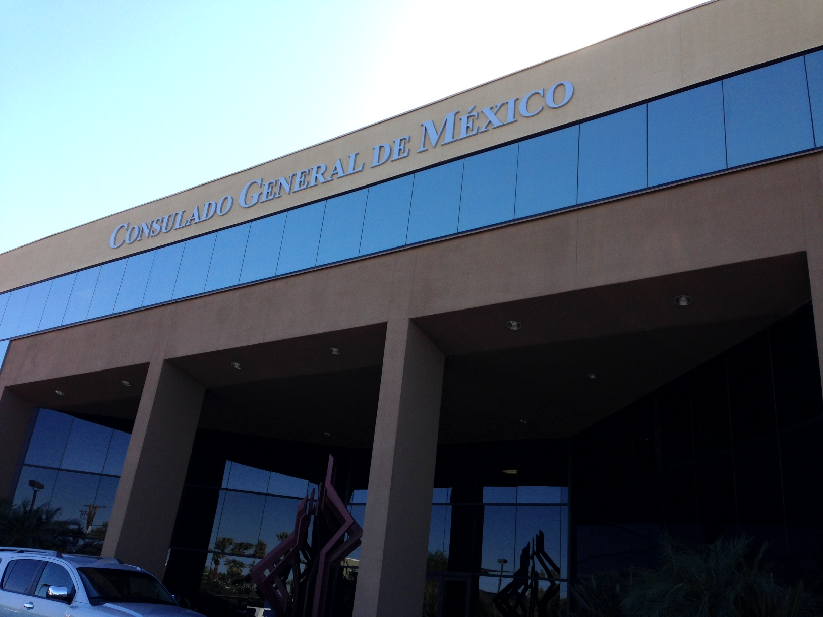 Consulado General de Mexico
