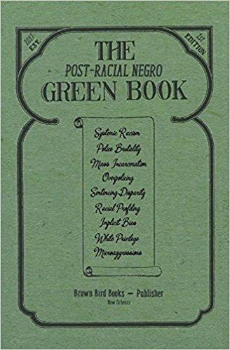 Post-Racial Negro Green Book cover