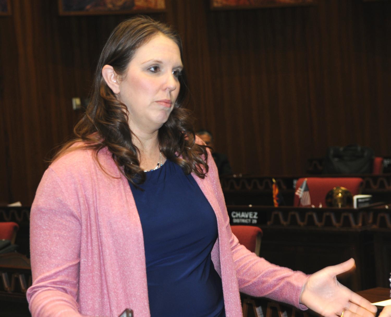 State Sen. Michelle Udall