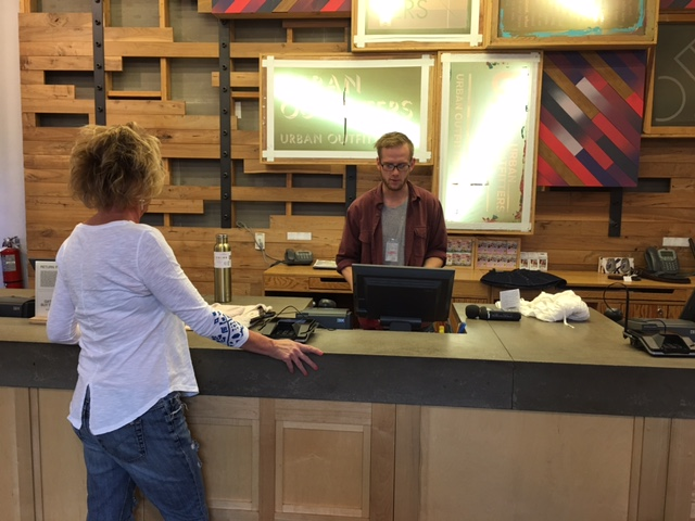 Urban outfitters employee customer store shop.JPG | KJZZ