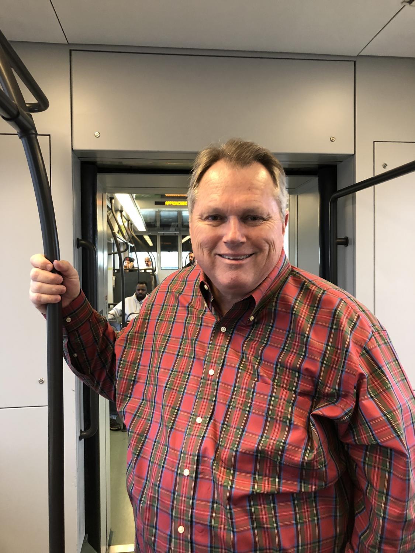 Valley Metro CEO Scott Smith