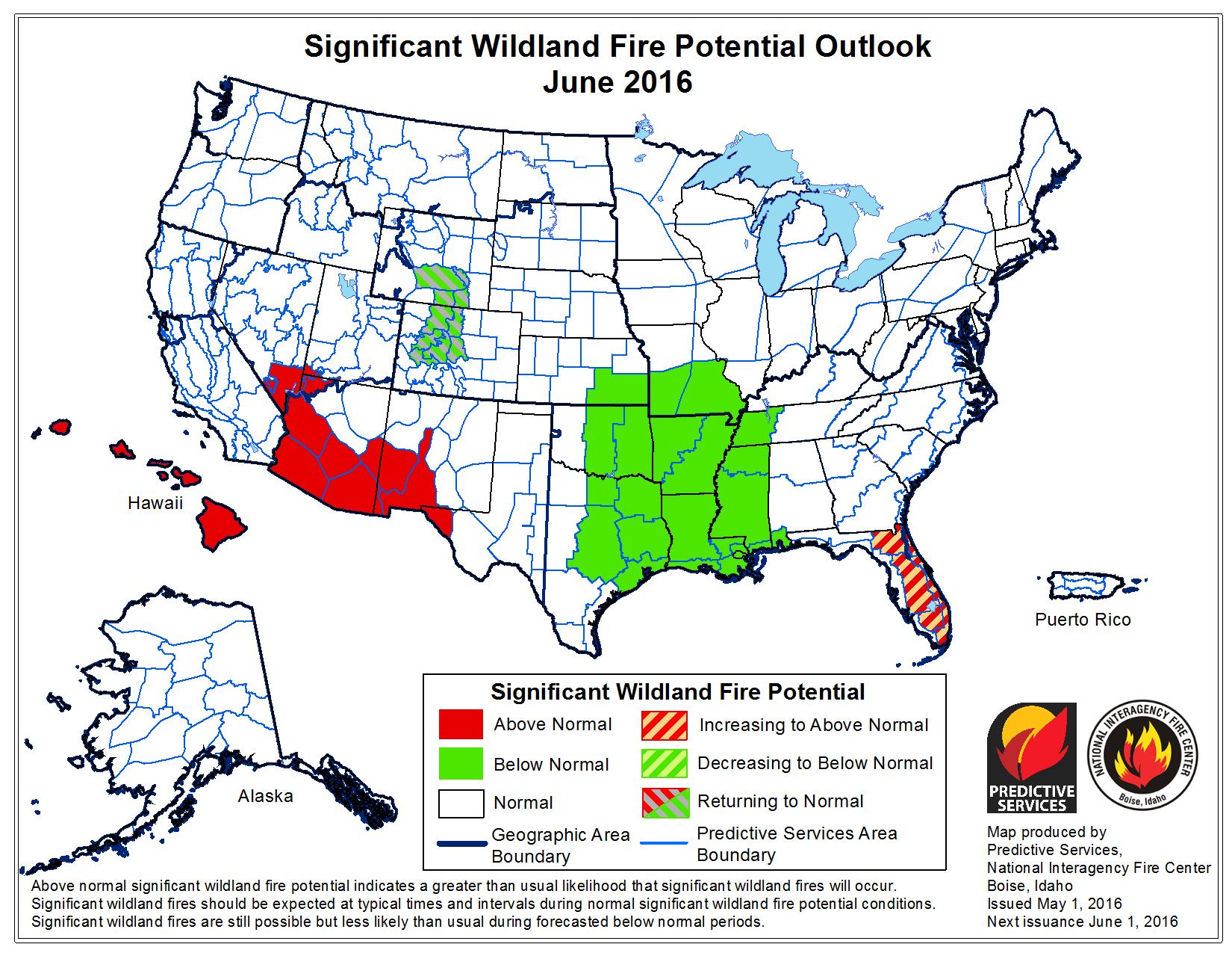 Southwest In For A Busy Wildfire Season Kjzz