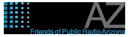 Friends of Public Radio Arizona logo