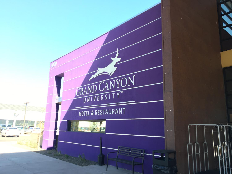 grand canyon university celebrates expansion in west phoenix kjzz. Black Bedroom Furniture Sets. Home Design Ideas