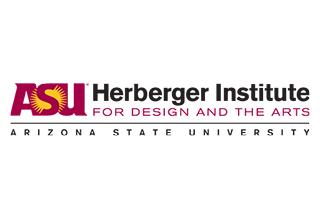 ASU Herberger Insitute Logo