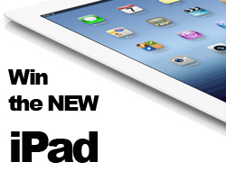 Win the NEW iPad during the KJZZ Program Fund Pledge Drive