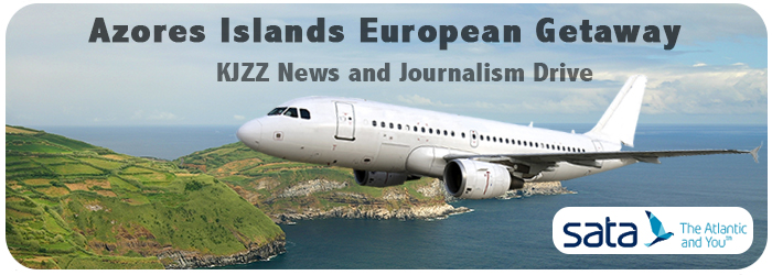 KJZZ Azore Islands European Getaway
