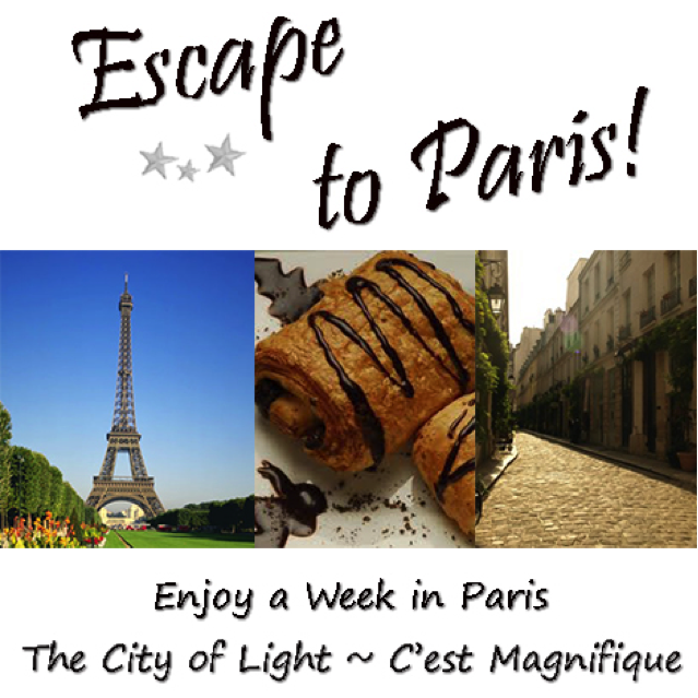 Escape to Paris!