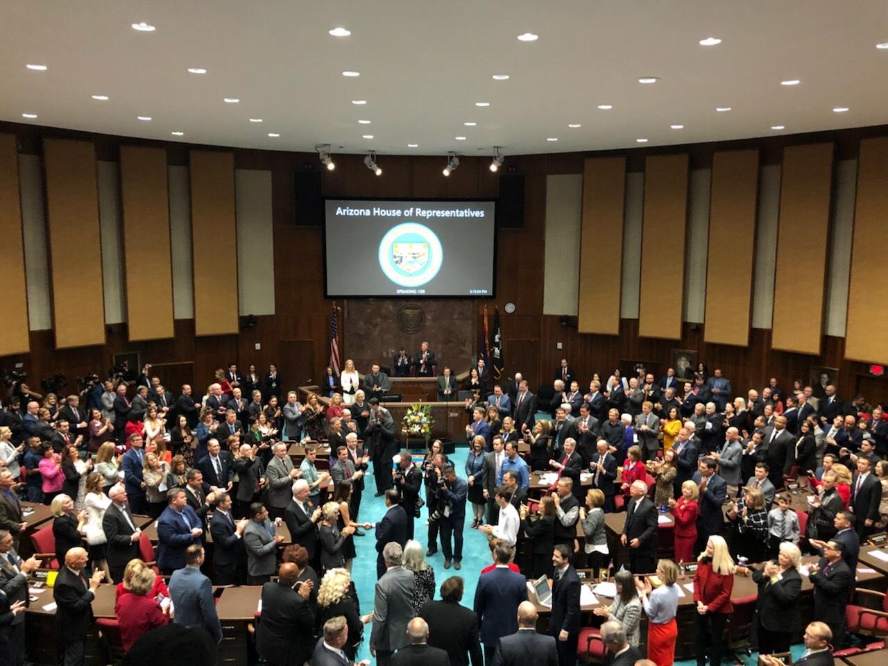 Arizona State of State Address