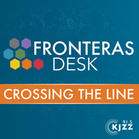 Crossing the Line Podcast Icon