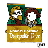 Monday Morning Dumpster Dive Podcast Icon