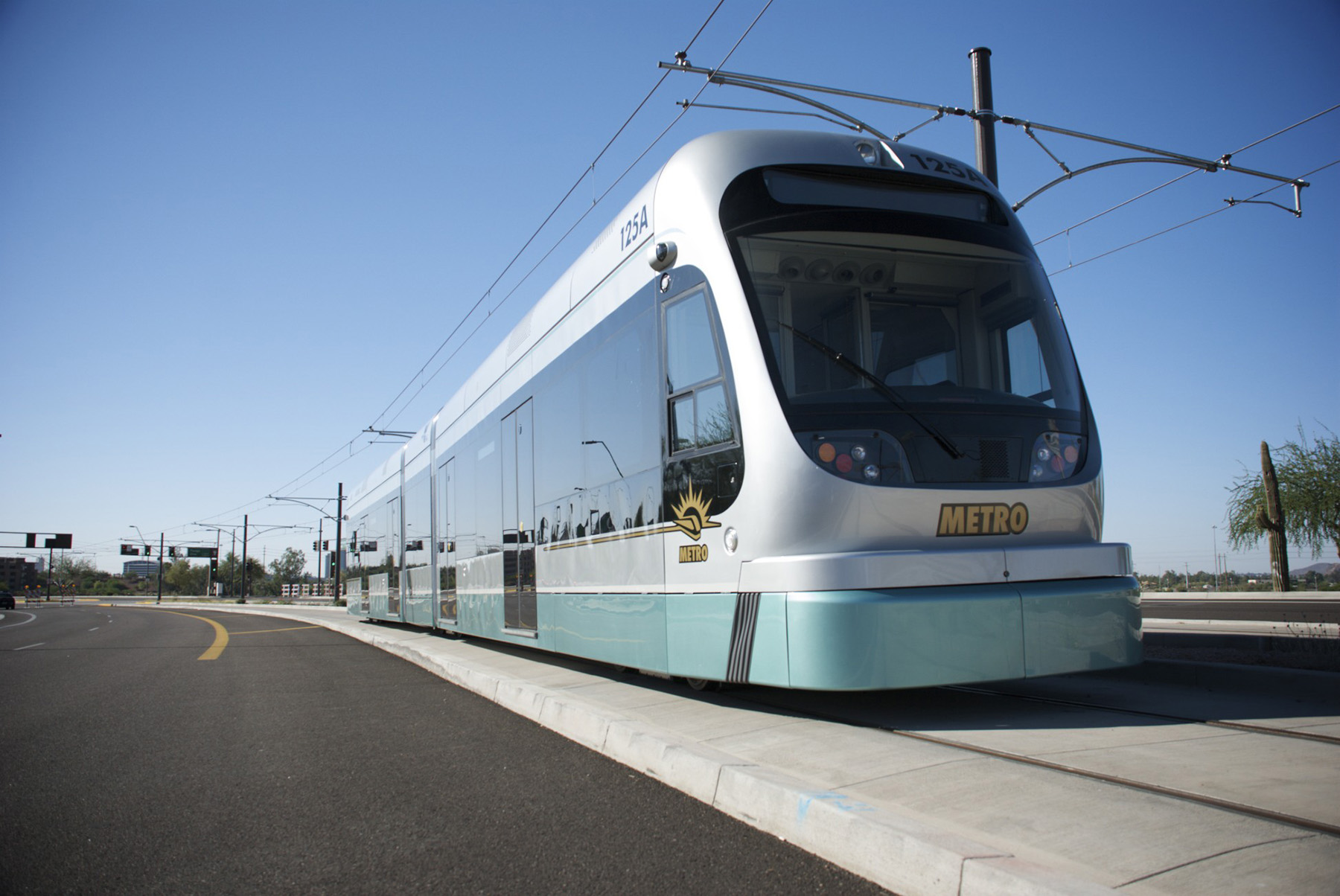 Phoenix South Central Light Rail Extension To Be Completed ...